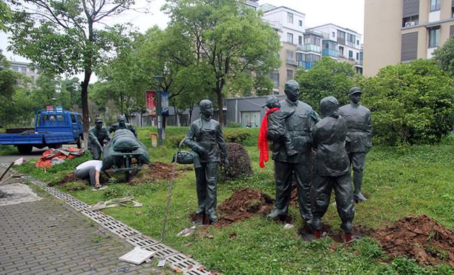 青铜雕塑厂家
